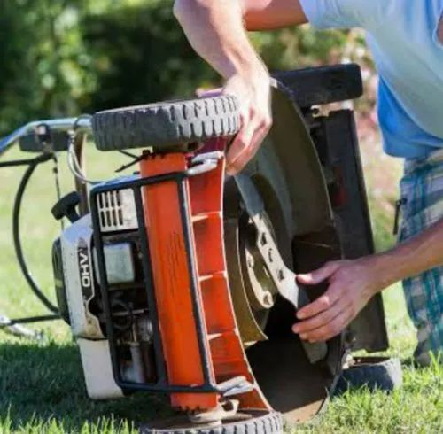 Lawn Mower Repair Service