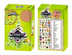 Sri Vaari 50 Pieces Cracker Gift Box