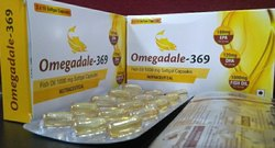 Omegadale-369-Omega-3 Fatty Acid Eicosapentaenoic Docosahexaenoic