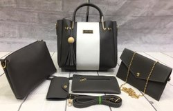 Women's PU Leather Long Belt Handbag for Daily Use