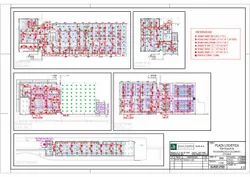 Fire Fighting design and drafting service, in Pan India