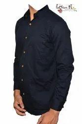 John Bartlett Shirt -Casual Black