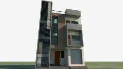House Construction Services - 3D