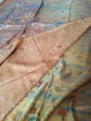 Pure Mulberry Silk Digital Printed Sarees