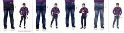 Hanex Basic Slim Fit Denim Jeans