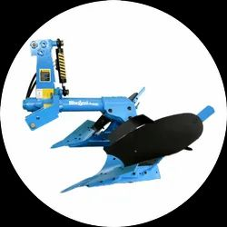 Single Furrow Plough (Boron steel), For Agriculture, Size: 45 Hp & 50 Hp