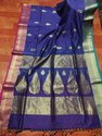 Handloom Cotton Zari Weaving Saree