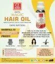 Alpha hair oil