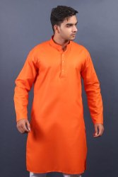 Cotton Wedding Wear Kurta Pajama, Machine wash