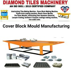 Cover Block Moulds