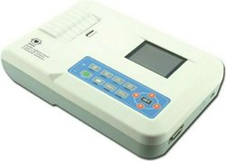 South Indian VETERINARY ECG MACHINE, Si : De03, Number Of Channels: 3 Channels