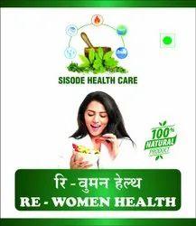 Women Re-woman health