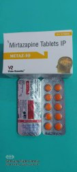 Mirtazapine 30 Tablet
