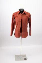 Cotton 13 colours Mens Plain Casual Shirts