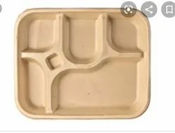 Biodegradable Disposable Plate
