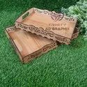 Mdf Wooden Trays