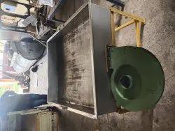 Metal Rectangular Stainless Steel Tray, Glossy