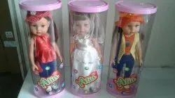 Plastic Vinyl Dolls