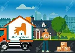 House Shifting Packers And Movers, in Boxes, Local