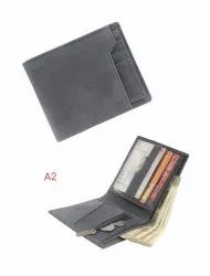 Genuine Leather Cow Hunter Wallet