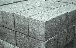 Concrete block Solid Hollow Blocks, For Side Walls, Size: 15x6x6