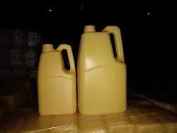 Edible Oil HDPE Plastic Jar