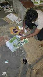 Leaflet Distribution Newspaper Insertion Services, Pan India, Mode Of Advertising: Btl Activity