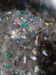 Grinded PET Bottles