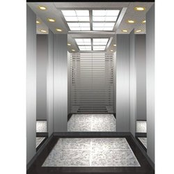 Stainless Steel Residential Elevator