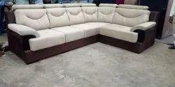 Praveen l corner sofa