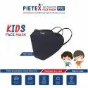 Pietex Reusable Kids Anti Pollution Mask, Number Of Layers: 7