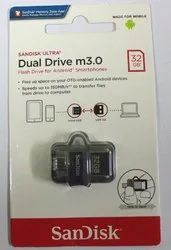 SanDisk Ultra Dual Drive M3.O Flash Drive For Android