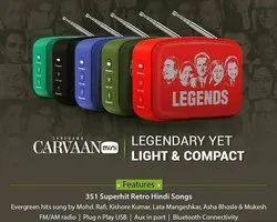 Red Saregama Carvaan