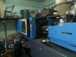 Used 168 Tons Plastic Injection Molding