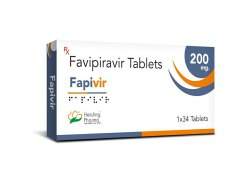Fapvir Favipiravir 200mg Tablets