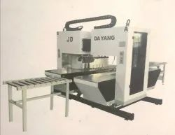 Automatic double head strapping machine