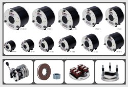 AT 3 Phase A C Electromagnetic Brakes, For Brake Motors