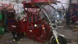 Full Service E Rickshaws Repairing, Home Service