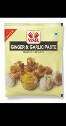 Ginger And Garlic Paste