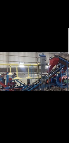 Waste Tyre crumb powder Plant