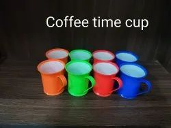 Mixed Plastic Tea Cup, For Home, Packaging Type: Packet