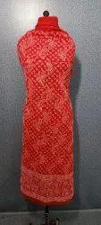16 Color Georgette ADR Chikan Present 3 pcs Dress Material Chikankari Handwork