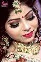 Glamorous Engagement Makeup