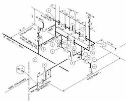 Piping And Isometric Drawings