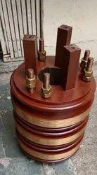 AC Motor Copper Slip Ring, For Single Phase Motor
