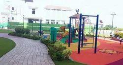 Epdm Flooring Of Kids Play Area