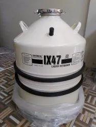 IX47 Liquid Nitrogen Container