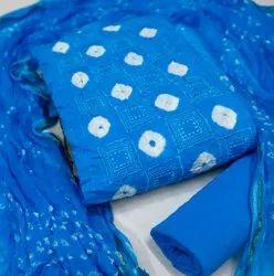 Bandhani Cotton Box Design