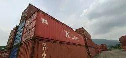 40 feet Cargo Container