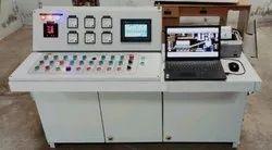 Alpha Concrete Batching Plant Control Panel